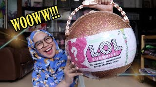 Video BIG SURPRISE !! AKHIRNYA BUKA LOL SURPRISE YANG GOLD PALING BESAR MP3, 3GP, MP4, WEBM, AVI, FLV Maret 2019