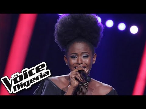 """Happiness Osassumwen sings """"Where Have You Been?"""" / Blind Auditions / The Voice Nigeria Season 2"""