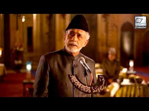 Naseeruddin Shah Turns 68 - Feels Bollywood Is An