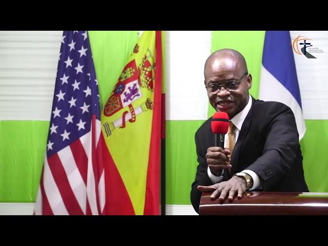 L'OFFENSIVE CONTRE  LES TENEBRES ( Séminaire Bénin)