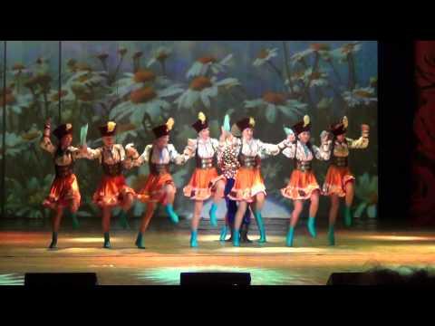 """Шоу-балет """"ФАНТОМ"""", танец """"Казачок"""""""