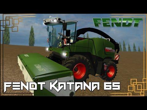Fendt katana 65 v1.0