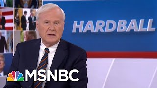 Matthews: Welcome To The Court Of President Donald Trump | Hardball | MSNBC