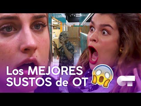 Los MEJORES SUSTOS de OT (parte 1) | OPERACIÓN TRIUNFO