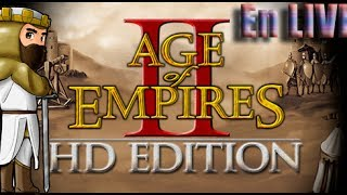 Redif Live Campagne Jeanne d'Arc - Age of Empire HD  ! Video