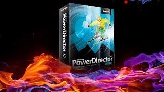 شرح تحويل لون الفيديو إلى أبيض و أسود برنامج Cyperlink PowerDirector R12