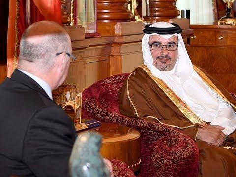 سمو ولي العهد يلتقي وزير الدولة لشؤون الشرق الأوسط بالمملكة المتحدة