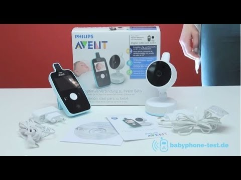 Philips Avent SCD 603 Video Testbericht