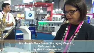 Exclusive Interview With Ms. Sophie Moochhala, Managing Director - Fluid Controls