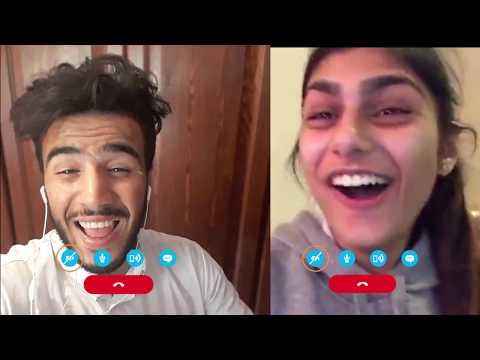 Video اتصلت على  ميا خليفة : وطلبت منا الزواج على المباشر! ردة فعل صادمة download in MP3, 3GP, MP4, WEBM, AVI, FLV January 2017
