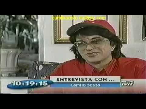 Camilo Sesto - Entrevista en su hogar por la TV Chilena - 2003 (segunda parte)