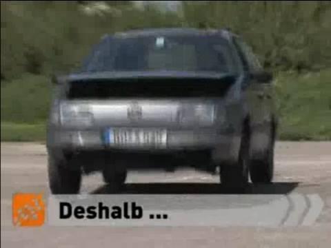 Stirb langsam, VW Passat (2)