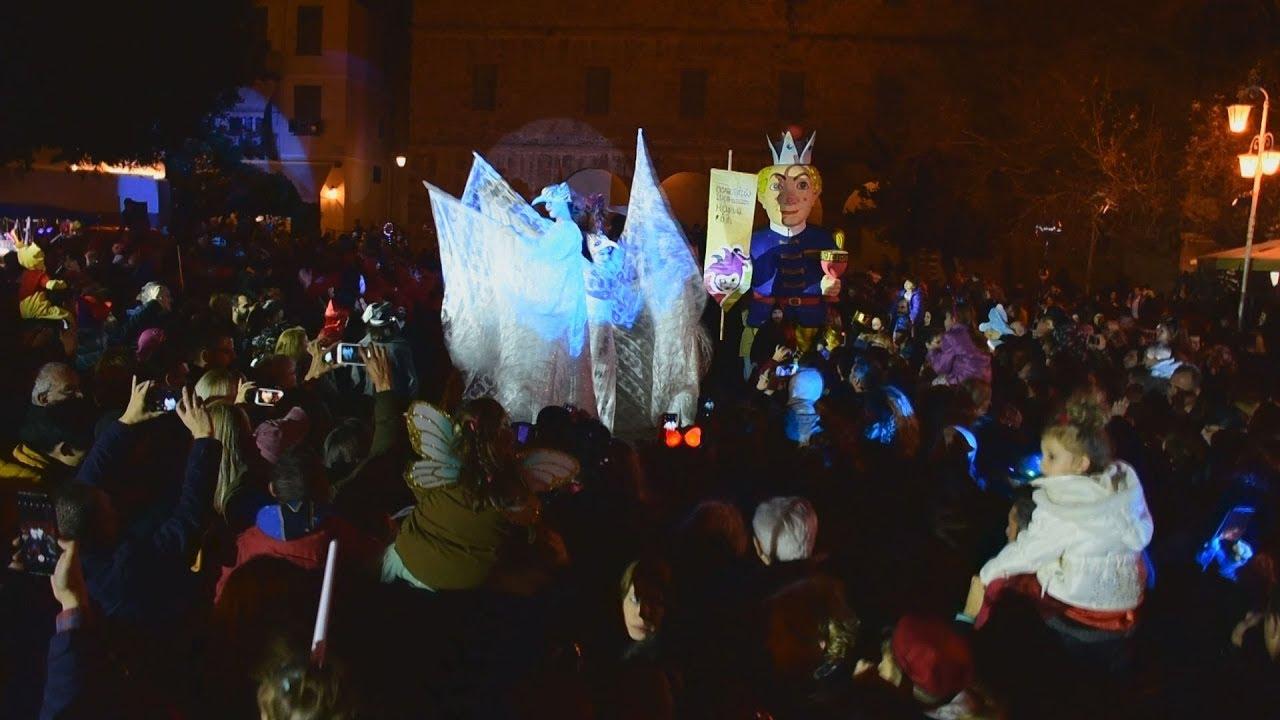 Μαγευτικό το Βενετσιάνικο καρναβάλι του Ναυπλίου