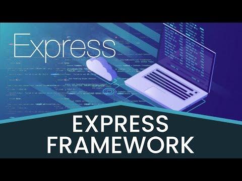 NodeJS: Introduction To Express.js Framework | Eduonix