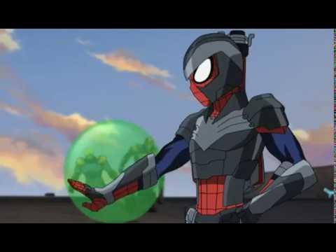 Ultimate Spiderman S01 Ep 15 SpiderMan Team Vs Doomed Team