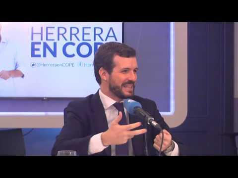 Sánchez va a encontrar más lealtad en el PP que en sus socios.