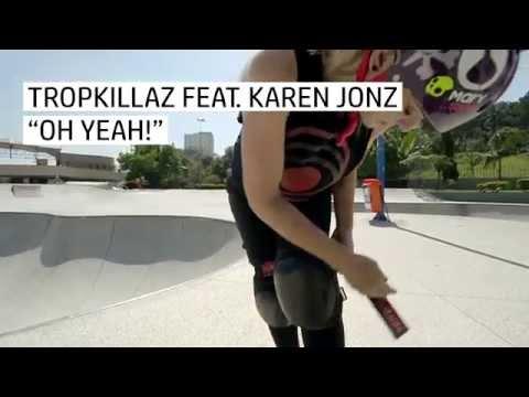Oh - WHAT'S NEXT reúne com exclusividade a skatista Karen Jonz , o artista uruguaio Fernando Velázquez, o duo Tropkillaz, formado pelos músicos Zé Gonzalez e André Laudz, e o videomaker Laurent...