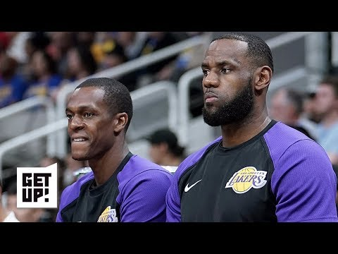 Video: LeBron's ego is too big to sit out while the Lakers tank – Jay Williams | Get Up!