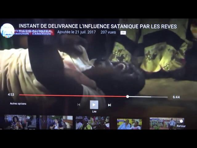 DELIVRANCE DES PUISSANCES ANCESTRALES et RELIGIEUSES
