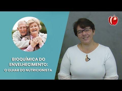 Bioquímica do envelhecimento: o olhar do nutricionista
