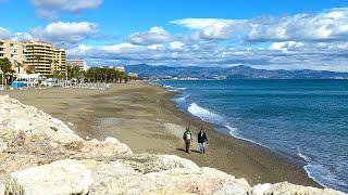 Benalmadena Spain  city photos : Benalmadena Beach Walk & Tapas (Travelling in Spain)