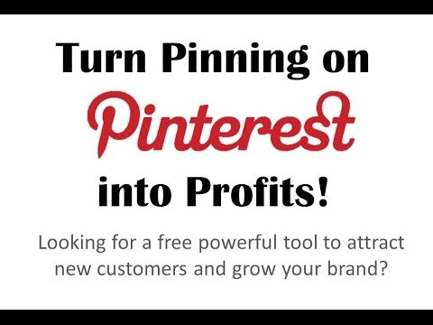 11 Ways to Use Pinterest to Make Money