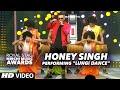 Honey Singh Energetic Performance On