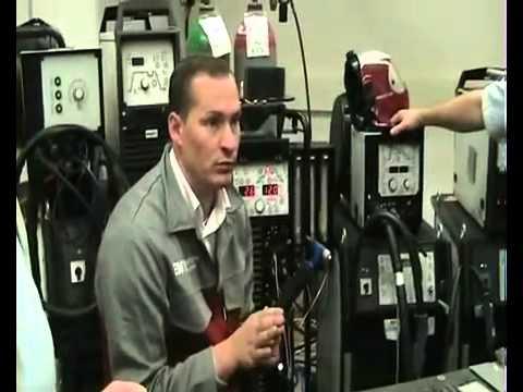 Посещение производства сварочного оборудования EWM