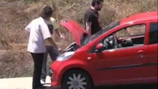 Tonga Bozulan Araba ( İsmail Baki TUNCER )