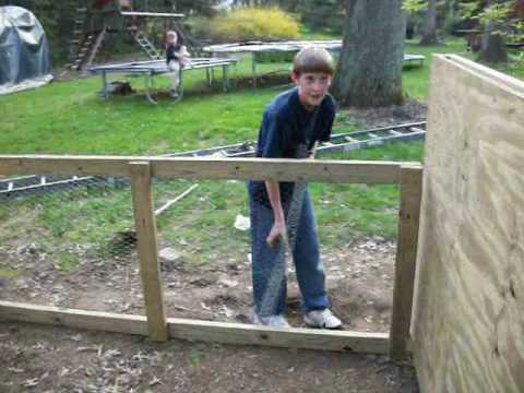 chicken coop construction is too easy chicken coop tour free