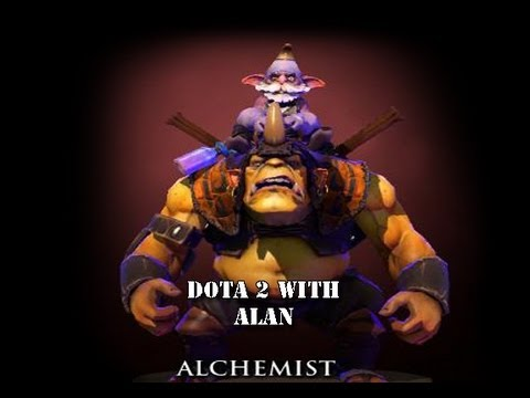 GamingHoldDOTA2 - My Let's Play of Dota 2 with live commentary. New OP Alchemist. Interesting game with interesting outcome. Facebook - http://www.facebook.com/pages/Alan/2449...