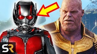 Video 5 Avengers 4 Theories Crazy Enough To Be True MP3, 3GP, MP4, WEBM, AVI, FLV Agustus 2018
