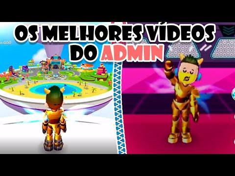 PKXD - OS DEZ MELHORES VIDEOS DO TIK TOK DO ADMIN