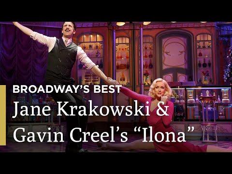 "Gavin Creel & Jane Krakowski Sing ""Ilona"" | She Loves Me | Broadway's Best | Great Performances"