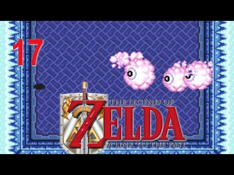The Legend of Zelda - A Link to the Past   Folge 17 - Eisige Augen im Eispalast   Sernicke