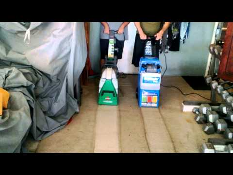 Bissell Big Green Deep Cleaning Machine Carpet Cleaner