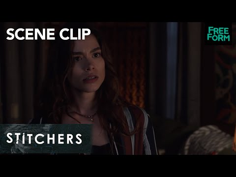 Stitchers | Season 3, Episode 5: Stinger Confronts Ivy | Freeform