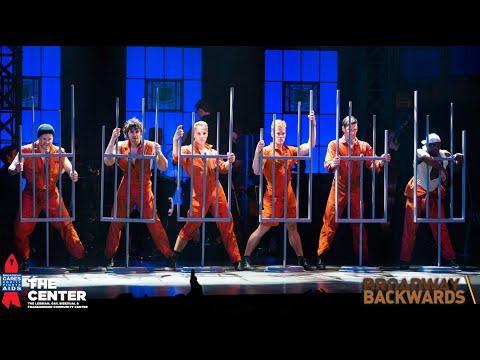 """Cell Block Tango"" - Broadway Backwards 2015"