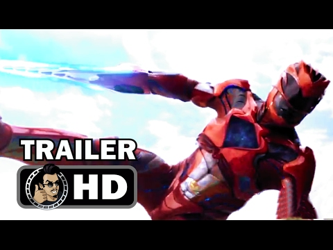 Power Rangers Trailer 3 featuring Bryan Cranston and Elizabeth Banks