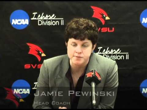 Jamie Pewinski - Ohio Dominican Postgame Press Conference