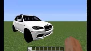 Minecraft BMW Car Mod