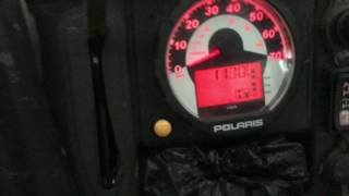 8. Polaris Ranger 500 EFI 4x4