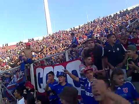 Video - Porque tu eres mi Amor - Los de Abajo - Universidad de Chile - La U - Chile