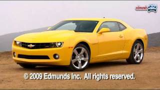 2010 Chevrolet Camaro 2LT V6 Full Test By Inside Line
