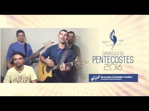 Convite do Ministério Divino Chamado para o Cenáculo de Pentecostes