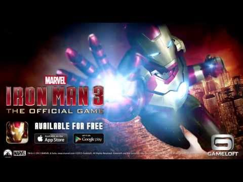 Video of Iron Man 3 - The Official Game