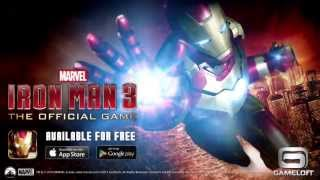 Iron Man 3 - The Official Game YouTube video