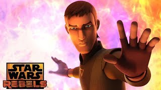 Video Jedi Night: The Death of Caleb Dume | Star Wars Rebels | Disney XD MP3, 3GP, MP4, WEBM, AVI, FLV Februari 2018