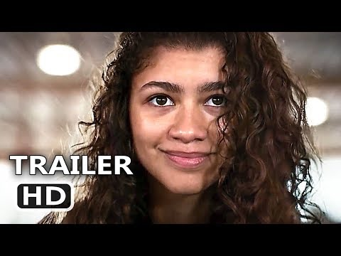 EUPHORIA Official Trailer (NEW 2019) Zendaya New HBO Series HD