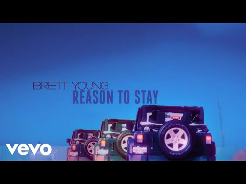 Video Brett Young - Reason To Stay (Lyric Video) download in MP3, 3GP, MP4, WEBM, AVI, FLV January 2017